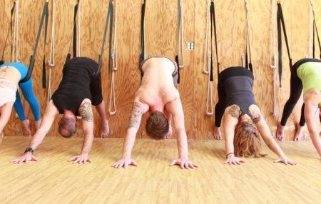 Yoga Wall Alignment