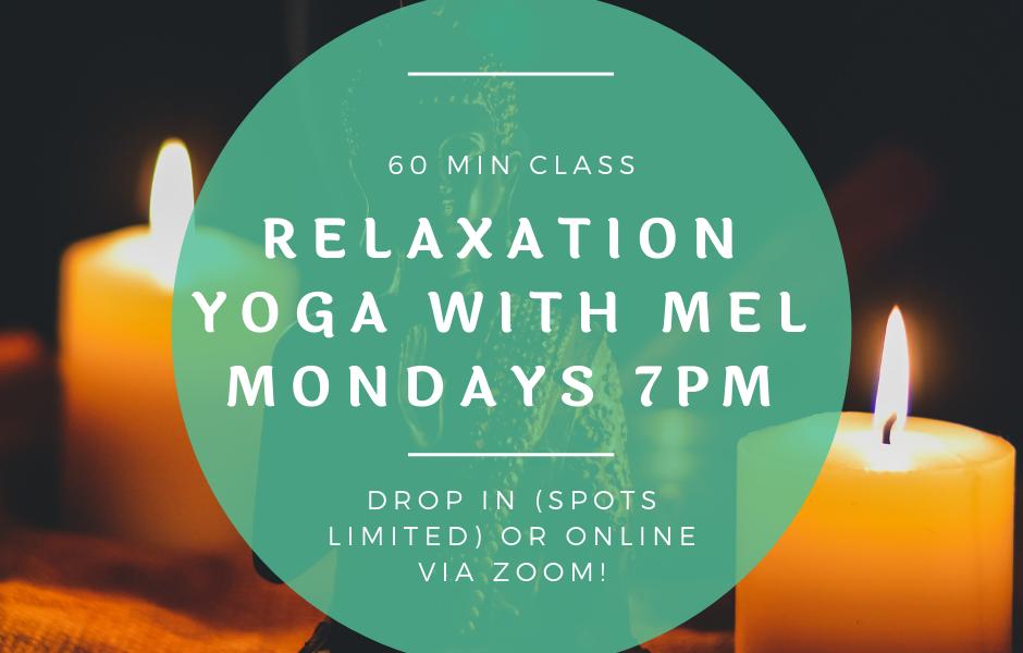 Relaxation Yoga